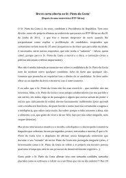 Breve carta aberta ao Sr. Pinto da Costa*