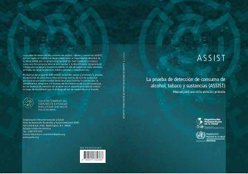 (ASSIST): Manual para uso en - PAHO/WHO