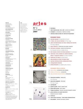 2007 Grande Demais Dossier India - Artes & Leilões Outubro