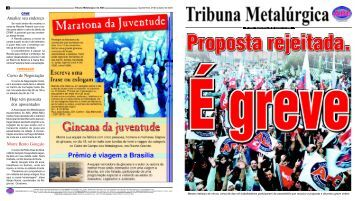 Tribuna 1735 - Sindicato dos Metalúrgicos do ABC