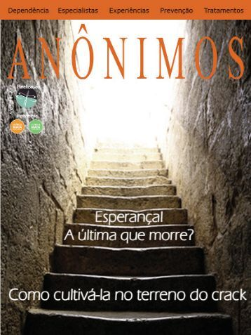 Edição Outubro de 2012 - Versão em PDF - Revista Anônimos