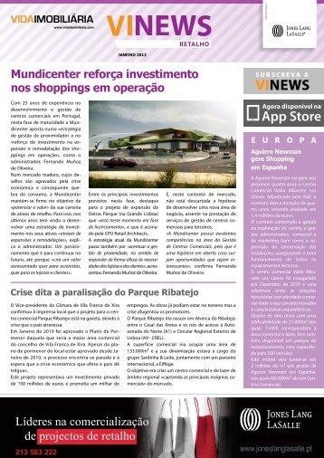 Mundicenter reforça investimento nos shoppings ... - Vida Imobiliária