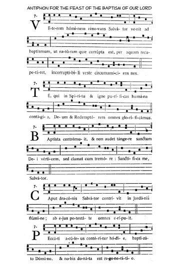 The Ceremony Explained - Missa Tridentina