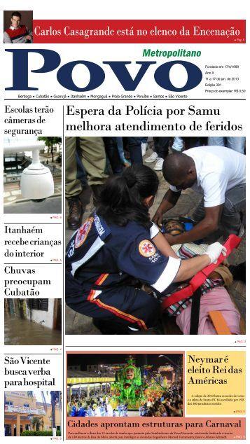 Espera da Polícia por Samu melhora atendimento de feridos - Povo ...