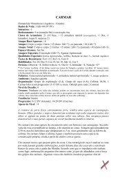 Monstro – Carmar - Fronteira Nerd