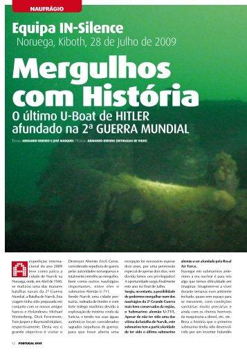 Mergulhos com História A - In Silence