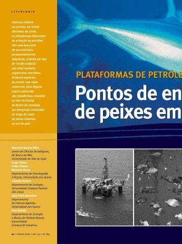 artigo plataforma2 - Repositório da Universidade dos Açores