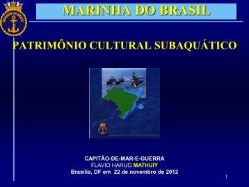 Marinha do Brasil - Senado Federal