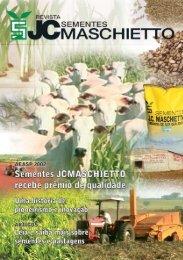 Layout Revista internet.indd - Sementes JC Maschietto