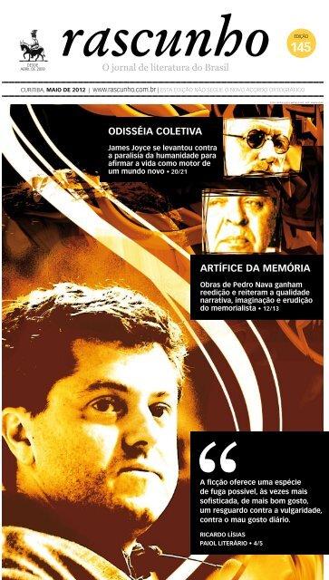 Edição 145 - Jornal Rascunho