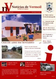 Edição nº 18 - Junho 2011 - JF Vermoil
