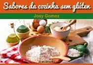 Sabores da cozinha sem glúten - Acelbra-RJ