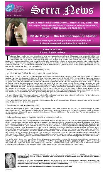 Março / 2013 - conheça o clube Serra Del Rey
