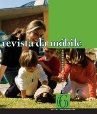 Ano 6 • Nº 6 • Outubro/Novembro • 2008 - Escola Móbile