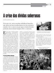 A crise das dívidas soberanas - Archivo León Trotsky