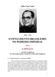 João Cruz Costa - Curso Independente de Filosofia