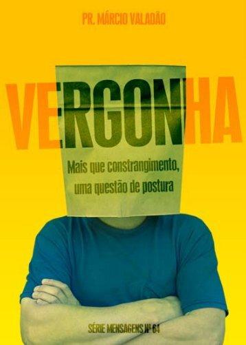 Vergonha - Lagoinha.com
