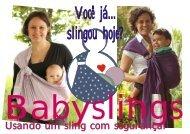 Como usar? Cartilha .pdf - BabySlings