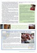 Boletim - Fazenda da Esperança - Page 3