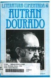 Literatura Comentada - Autran Dourado - FALE - UFMG