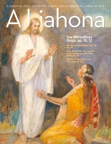 Abril de 2012 - The Church of Jesus Christ of Latter-day Saints
