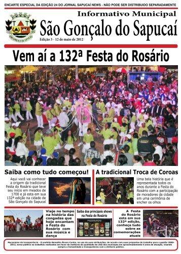 Vem aí a 132ª Festa do Rosário - Brasil Metrópole
