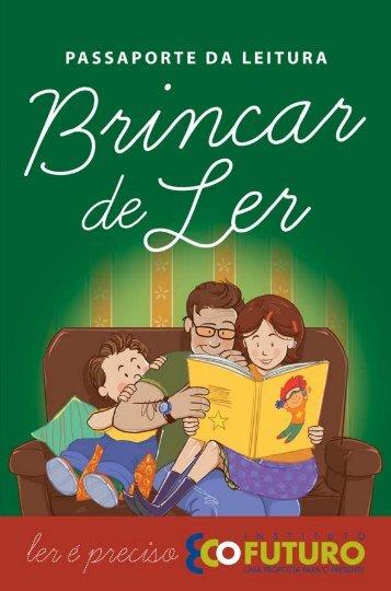 Passaporte da Leitura - Brincar de Ler - Globo.com
