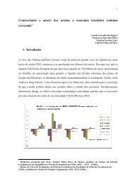 Contrariando o anseio dos urubus a economia - Núcleo de Estudos ...