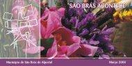 SÃO BRÁS ACONTECE - Câmara Municipal de São Brás de Alportel