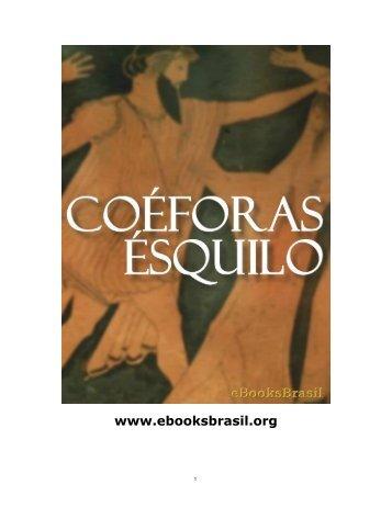 Coéforas - eBooksBrasil