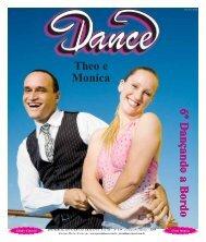 Theo e Monica - Agenda da Dança de Salão
