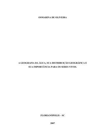 Plano de Aula - Pergamum - Udesc