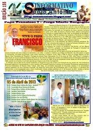 Domingo, 31 de Março de 2013 - Mensal - Ano 13 - Santuário Santo ...