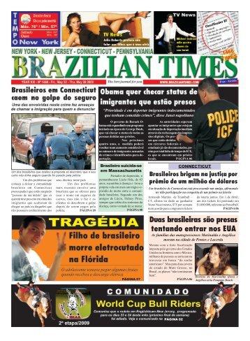 Duas brasileiras são presas tentando entrar nos EUA - Brazilian Times