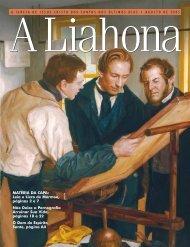 Agosto de 2005 Liahona