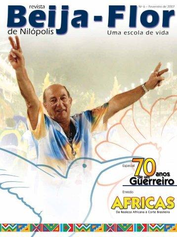 Revista 2007 - Beija-Flor