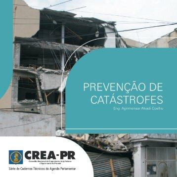 Prevenção de Catástrofes - Crea-PR