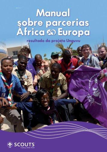 Manual sobre parcerias África Europa