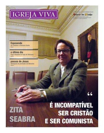 Zita seaBra - Diocese de Braga