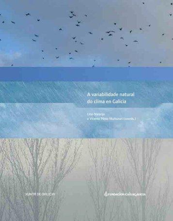 A variabilidade natural do clima en Galicia - MeteoGalicia