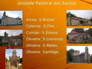 Consello da Pastoral Interparroquial - Unidade Pastoral dos Santos