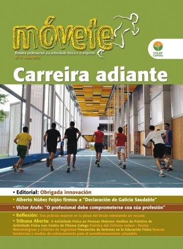 tribuna aberta - COLEF Galicia