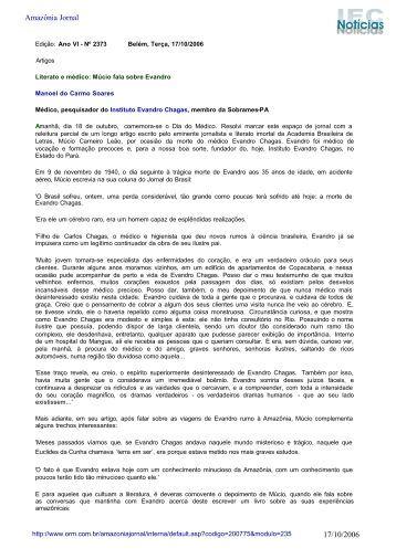 Notícias - Governo do Estado do Pará