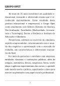 Minuto Opet 5_Curiosidades para ler e não esquecer ... - Grupo Opet - Page 7