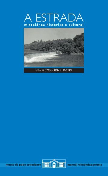 A Estrada Miscelanea Historica e Cultural Num 8 - Dspace ...