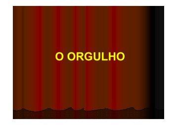Estudo sobre o ORGULHO