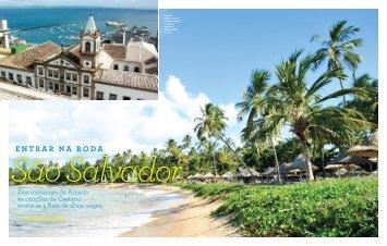 São Salvador - Sandra is Somewhere