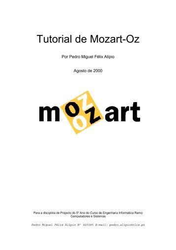 Tutorial de Mozart Oz.pdf - Departamento de Engenharia Informática