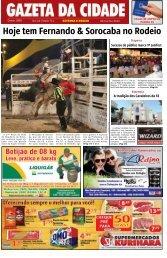 LEANDRO MARINHO - Gazeta da Cidade