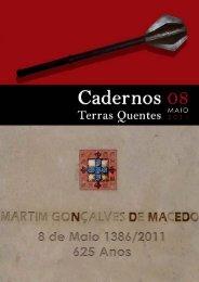 Caderno 8 - Terras Quentes